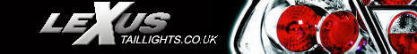 LED Lexus style rear lights Jaguar ford lexus lights Honda lexus lights vauxhall lexus lights