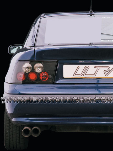 Vauxhall Calibra Lexus lights